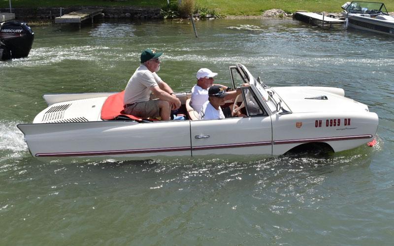 Indiana-Lake-James-amphicar