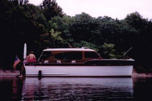 taken after our restoration in 1990