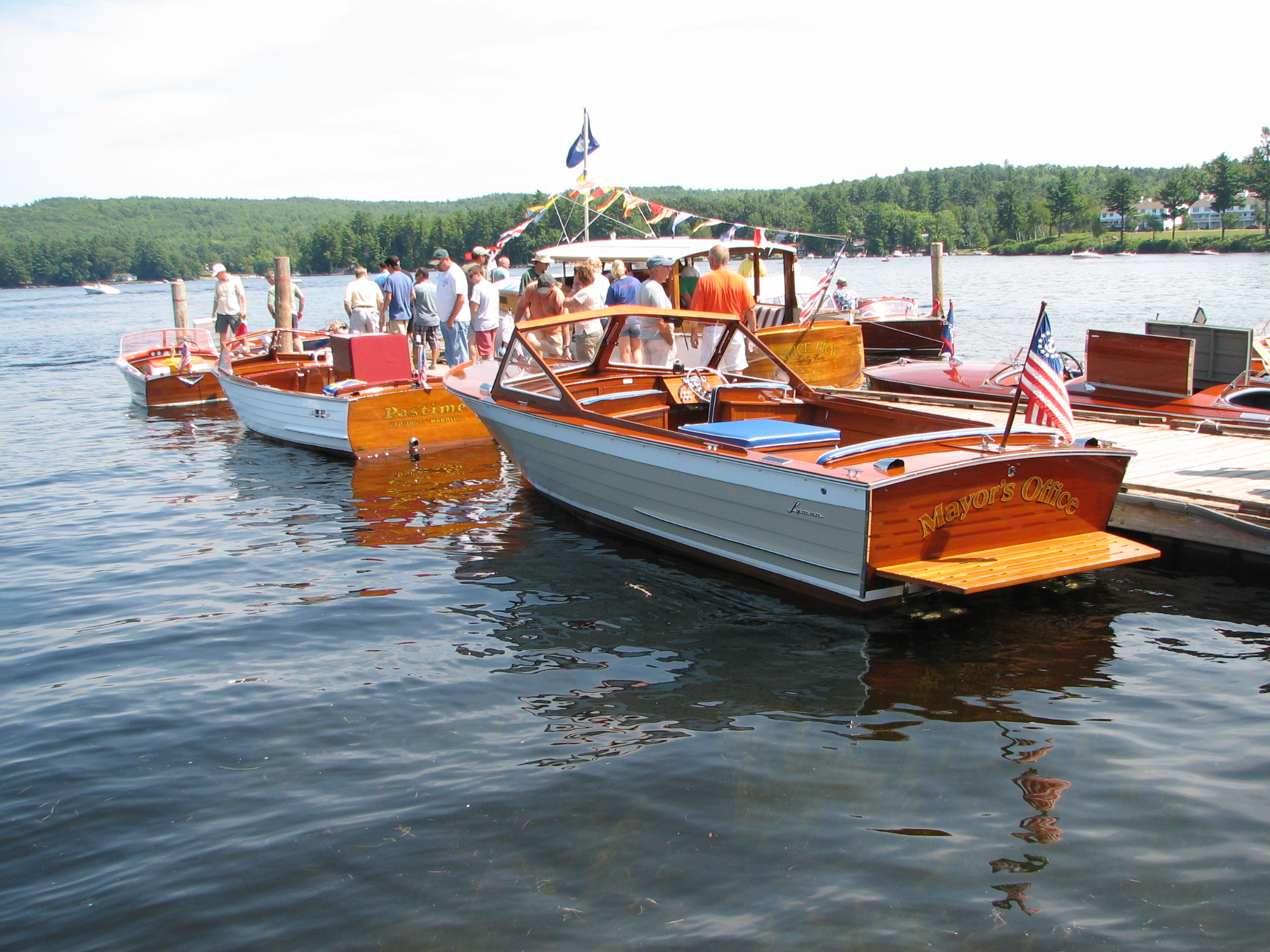 Rd Annual Antique Boat Show In Naples Maine ACBS Antique - Naples antique car show 2018