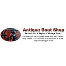 Antique Boat Shop