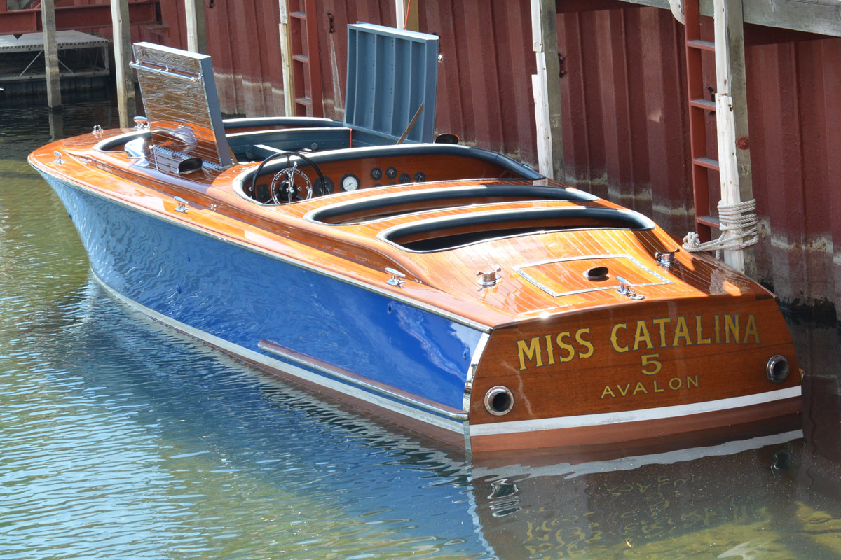 Miss Catalina 5 - ACBS - Antique Boats & Classic Boats ...