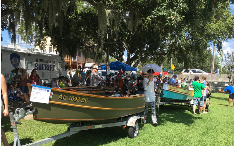 Madisonville 2017 Wooden Boat Festival Acbs Antique Boats