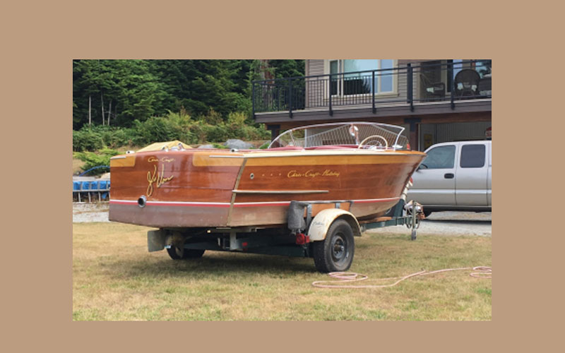 What's In Your Shop? - ACBS - Antique Boats & Classic Boats