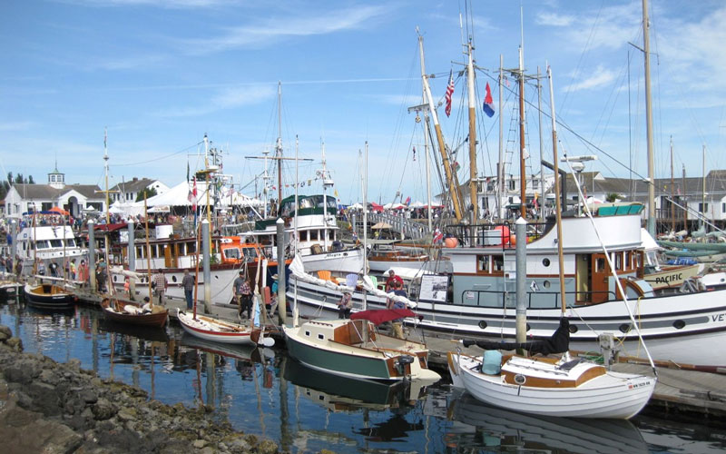 Wooden Boat Festival A Bucket List Check Off Acbs Antique