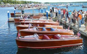 41st Annual Les Cheneaux Islands Antique Boat Show @ Hessel | Michigan | United States