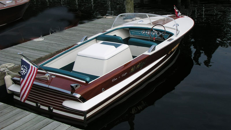 Tuesday Tour of Vintage Boats 3 13 18 - ACBS - Antique Boats