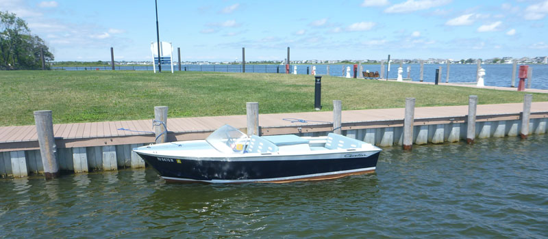 1965 Chris Craft Ski Boat- one family's memories and future