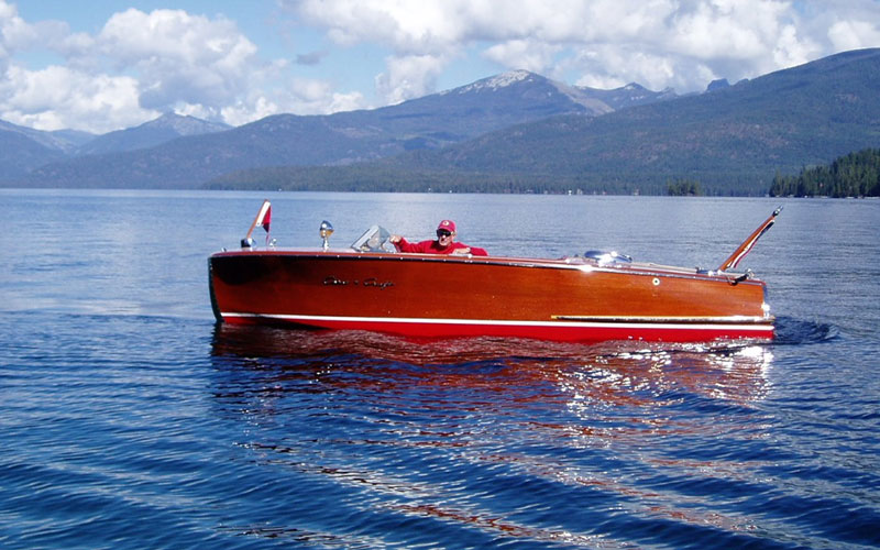 Tuesday Tour of Vintage Boats 5 22 18 - ACBS - Antique Boats