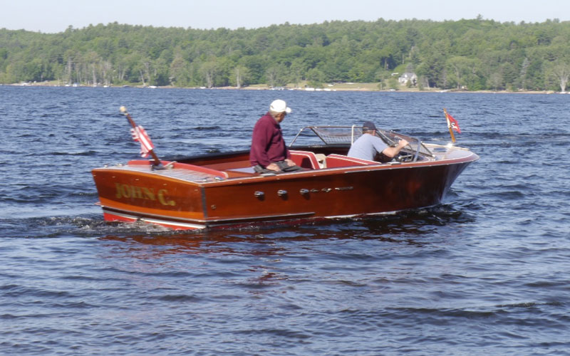 Passion For Old Boats May Be Addictive And Contagious Acbs