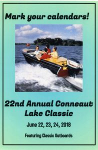 Allegheny Chapter 22nd Annual Conneaut Lake Event @ Ice House Park | Conneaut Lake | Pennsylvania | United States