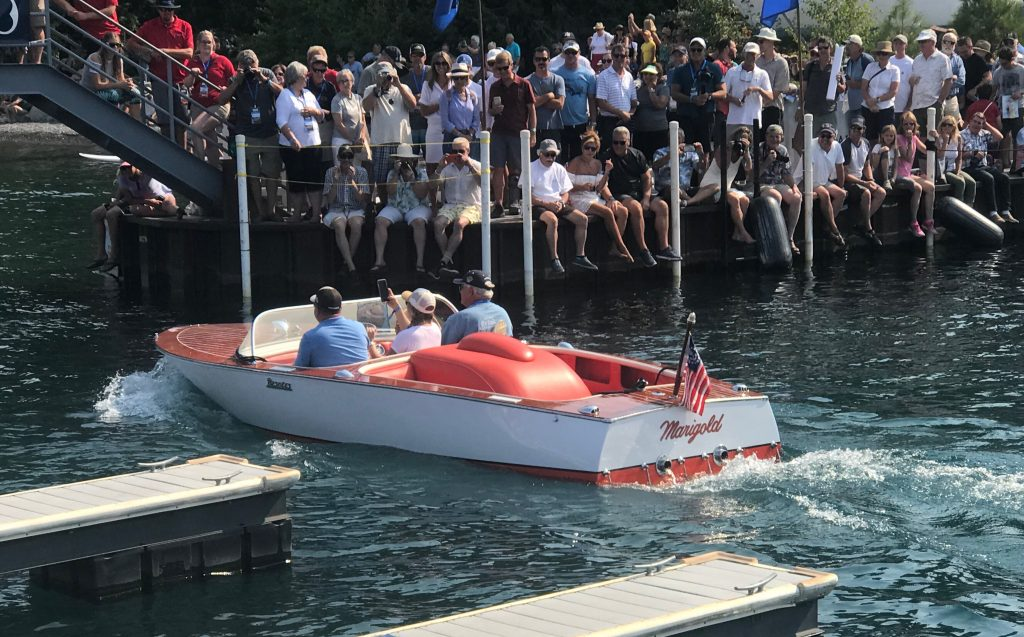 Tuesday Tour of Vintage Boats 10 30 18 - ACBS - Antique Boats