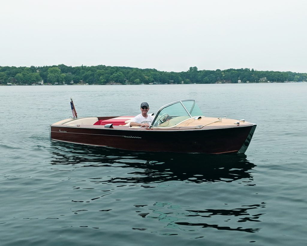 Tuesday Tour of Vintage Boats 10 16 18 - ACBS - Antique Boats