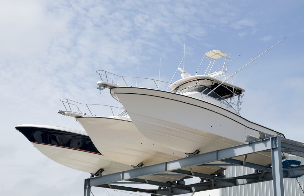 Dry Dock Storage U2014 According To Boat U.S., An Influx Of Boater Traffic Has  Caused Marinas To Create New Strategies For Boat Storage.