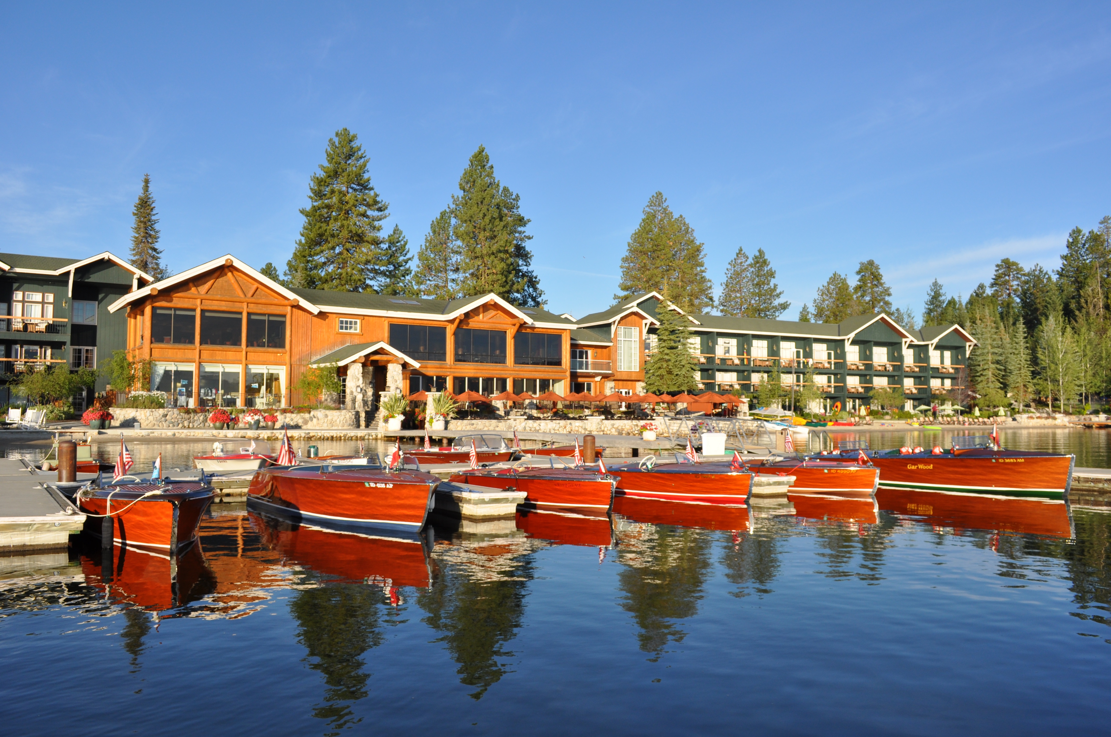 The Payette Lake Classic And Wooden Boat Show Acbs Antique Boats