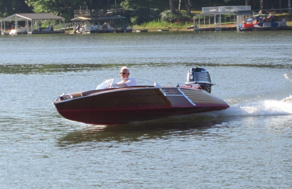 Blue Ridge Chapter - ACBS - Antique Boats & Classic Boats