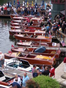 POSTPONED - 45th Portage Lakes Antique and Classic Boat Show @ Harbor Front Grille and Party Center & Pick's at PLX