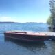 SOLD 1955 22' Chris Craft Continental
