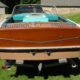 1961 Chris Craft 19' Continental Ski Boat