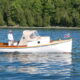 1997 South Cove 24 Launch - A Harbor Headturner
