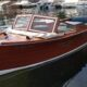 1942 18' Chris Craft Deluxe Utility Wood Framed, Ventilating Windshield