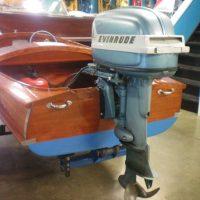 1956 Cadillac Boats 12'