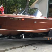 1959 Chris-Craft Utility 18'