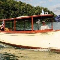1932 Richardson Restored Launch 25'