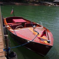 1958 Chris-Craft Sportsman 17'