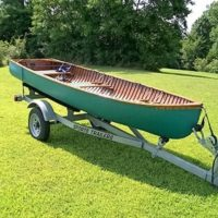 1939 Cartopper 12' with trailer