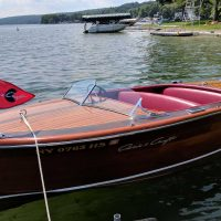 1947 Chris Craft Deluxe R17