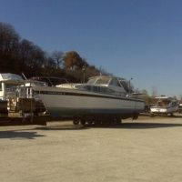 1968 Chris Craft Roamer 37'
