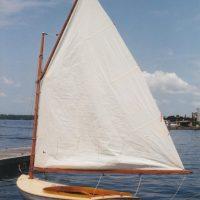 1990 New England Catboat