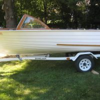 1959 Cruisers, Inc Runabout 16'