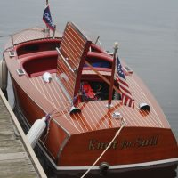 1941 Chris Craft Deluxe Runabout 16'