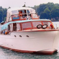 1955 Chris-Craft Conqueror 53'