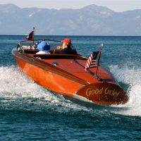 1940 19' Chris Craft Barrel Back Runabout