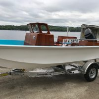 Fully Restored 1972 Boston Whaler Eastport