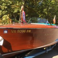 1941 Chris Craft Barrel Back  17'