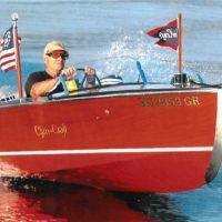 1940 Chris-Craft Special Race Boat 16'