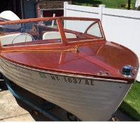 1959 Cruisers, Inc Lapstrake Runabout 16'