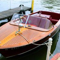 1959 Chris Craft Ski Boat 17'