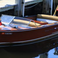 1955 Chris Craft Continental 18'