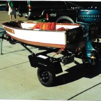 Chris-Craft Pram Kit 8'