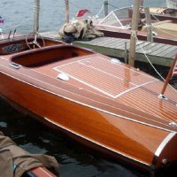 1939 Chris-Craft Barrelback 19'