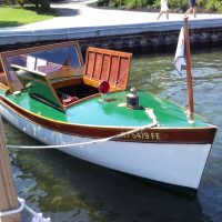 Antique Brooks Launch for sale - 22'
