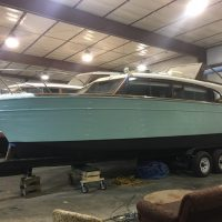 1954 Chris Craft Capitan - 33'